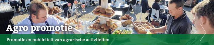 Projecten over Agro Promotie: promotie en publiciteit van agrarische activiteiten